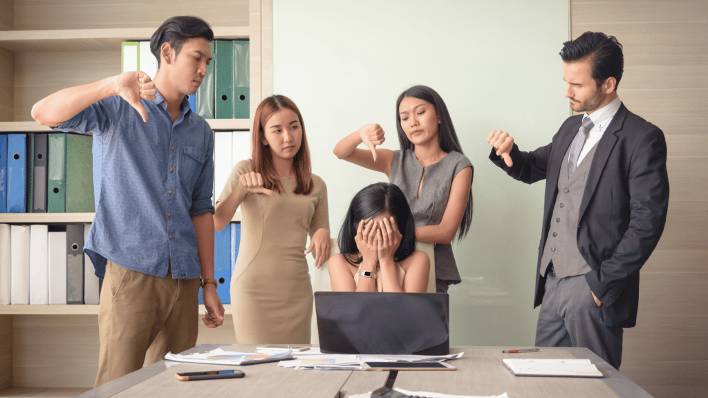 Leadership mistakes and team culture