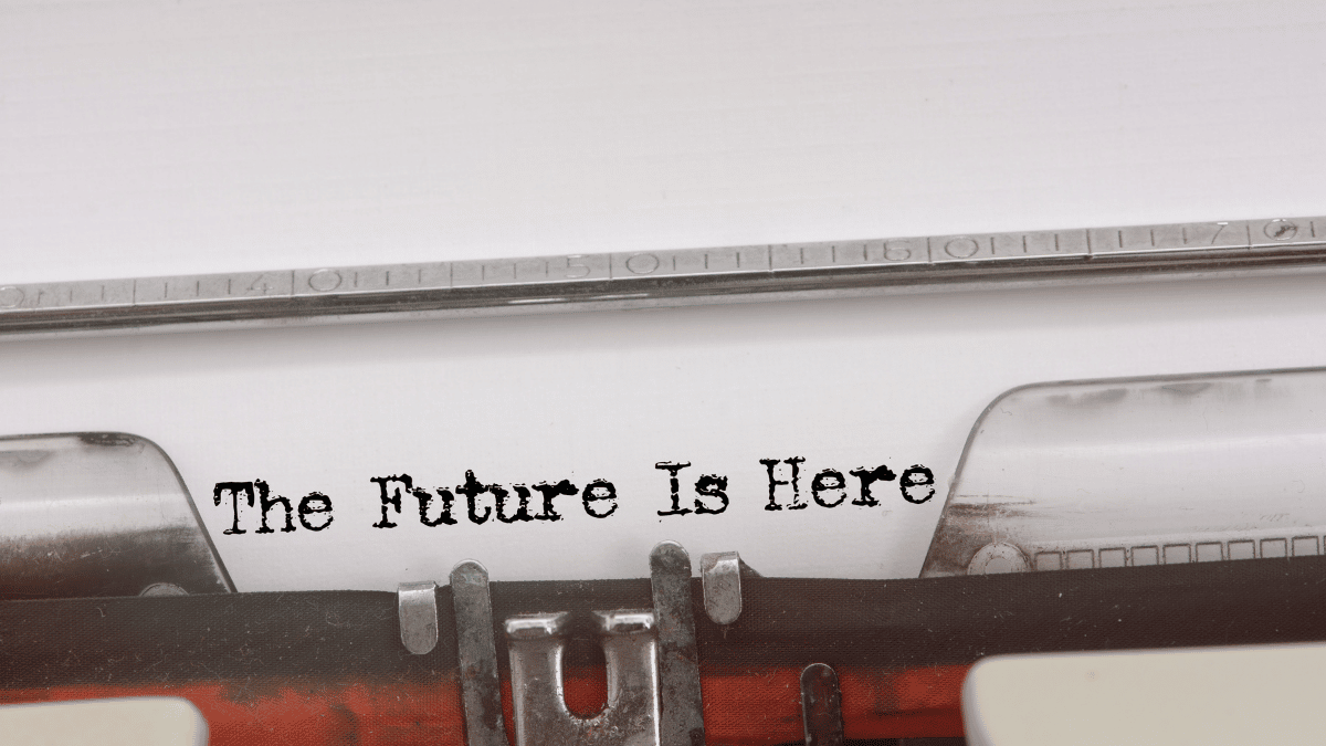 The Future Of Work Is Knocking On The Door